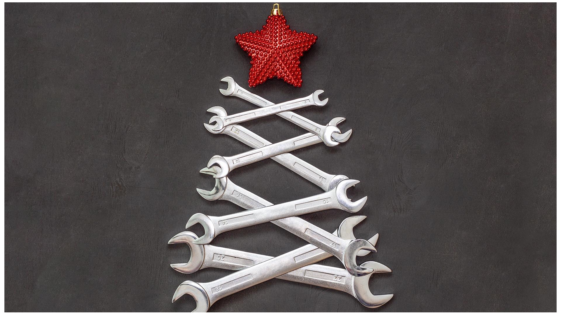 Angleitung Weihnachtsbaum
